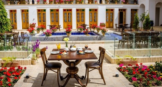 Keryas Hotel - Isfahan
