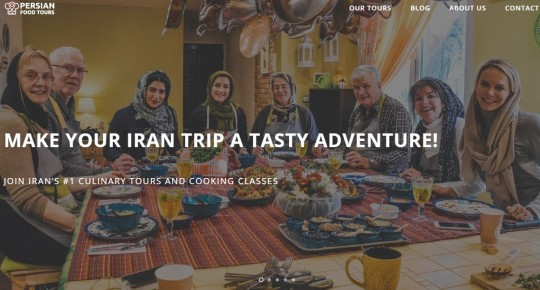 Persian Food Tours‌
