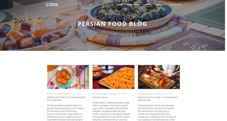 persian food blog